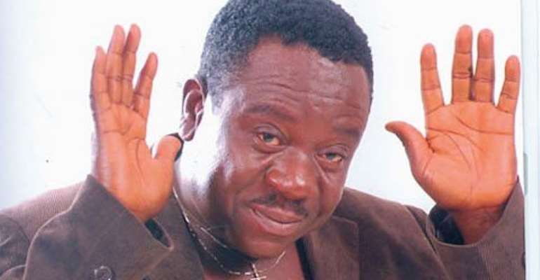 Homosexuality Tearing Nollywood Apart – Mr. Ibu