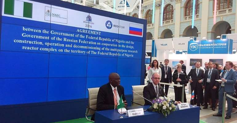 Russia expands nuclear energy partnerships with African countries