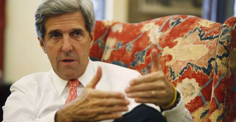 Mr. John Kerry