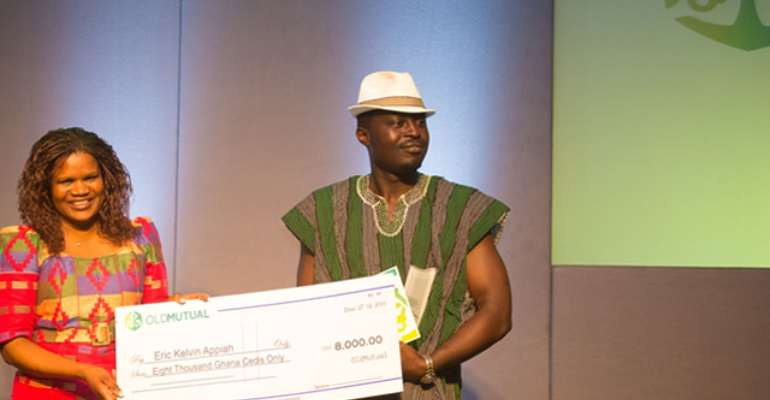 Old Mutual Ghana awards financial advisors