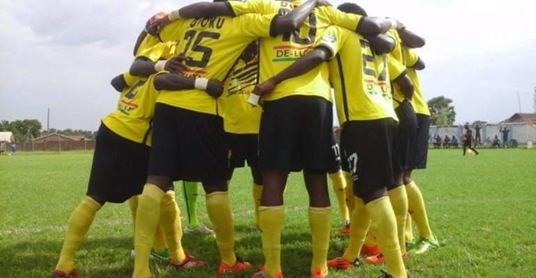 AMOO: Bits and bobs from Sunday's Super Cup clash in Accra