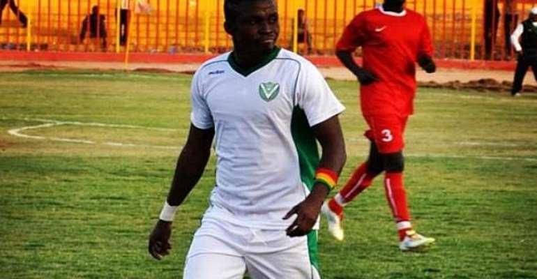 The Cairo venue is safe for Ghana: Francis Akwaffo