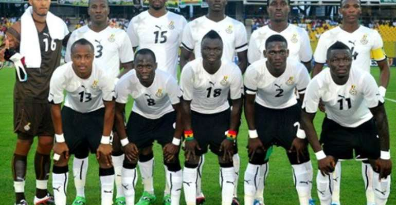 Debutantes Nuhu, Acheampong in starting line-up against China