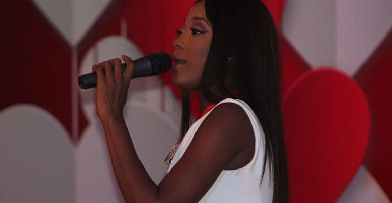 The Best Of Efya & A.B Crentsil At Joy Prime Night Out-Valentine Special