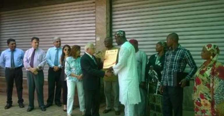 Melcom Group Chairman honoured with National Achievers Award