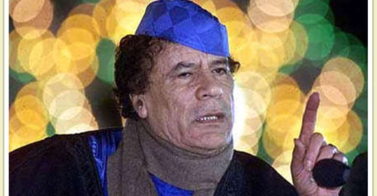 Muammar Al-Gaddafi, A Race Against Time