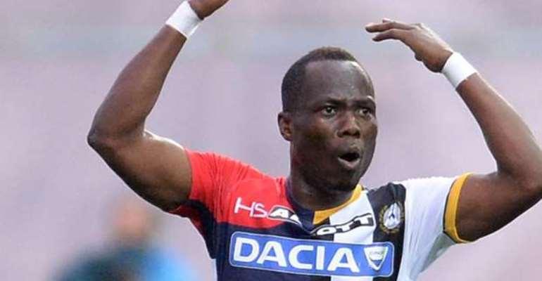 Agyemang Badu in fresh injury setback, set to undergo further test today