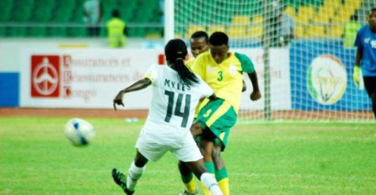 All Africa Games: Black Queens to face Ivory Coast in semis after lots are drawn