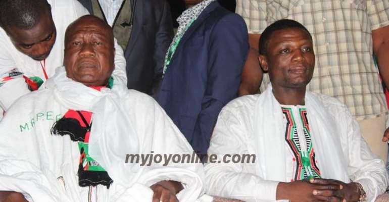 NDC's job creating 'machine' illegal; Nyama threatens court action