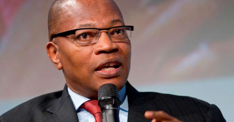 Dr Chambas advocates independent - minded EC Chairman
