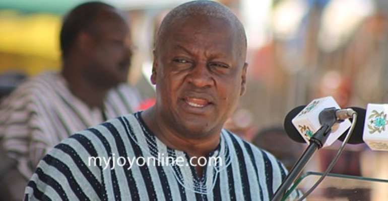 Prez Mahama directs Transport, Trade ministers to review Tema Harbour fees