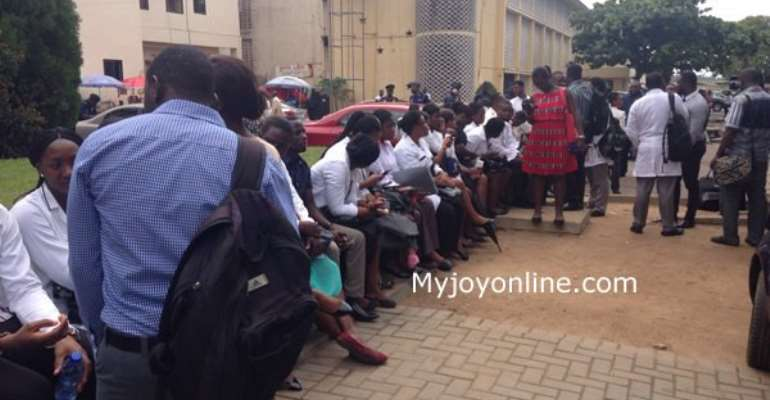 Doctors to be paid August salary despite three weeks strike