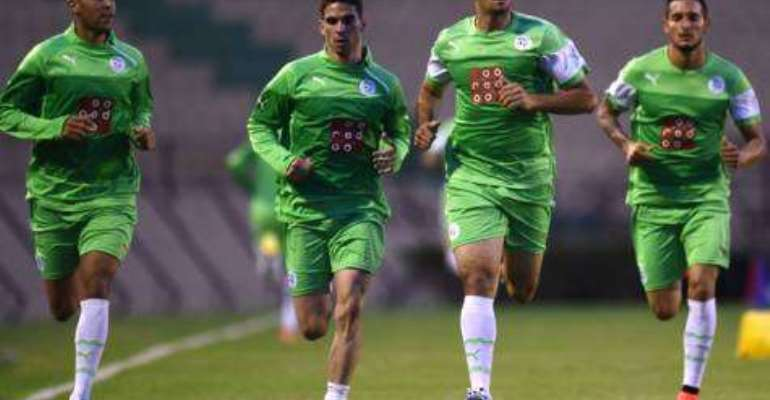 The Fennec Foxes: Algeria World Cup team give a nation new hope