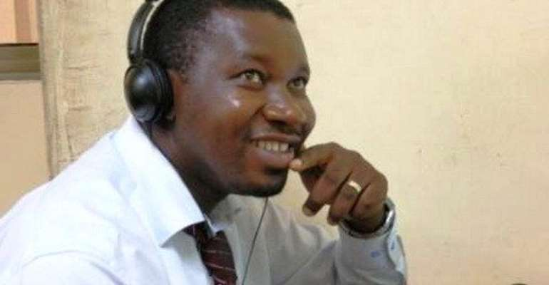 Luv FM's Kofi Adu Domfeh shortlisted for 2015 APO Energy Media Award