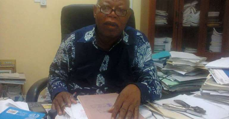 Reject students and jobless as assembly aspirants - Ga South MCE