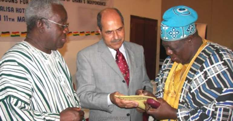 House of Chiefs President commends President Mills