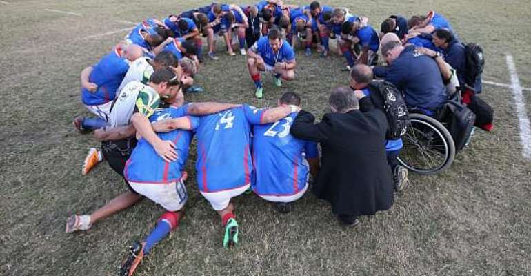 Rugby World Cup 2015: Namibia ensure qualification