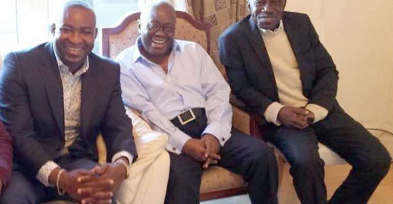 Nana Addo For 2016 – Wontumi Declares