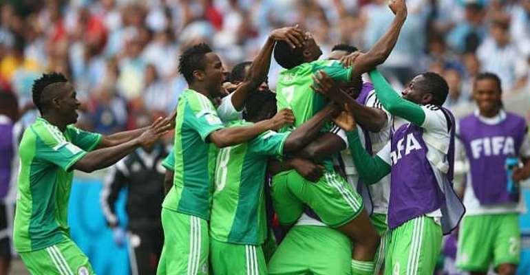 Kanu sure Nigeria can beat France at FIFA World Cup