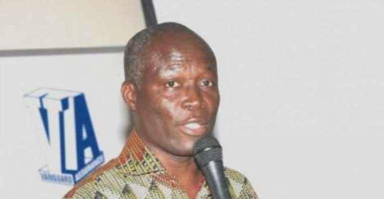 Reshuffle: Nii Lantey Vanderpuye replaces Dr. Ahmed Mustapha as Sports Minister