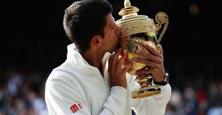 Wimbledon win 'extra special' for Novak Djokovic
