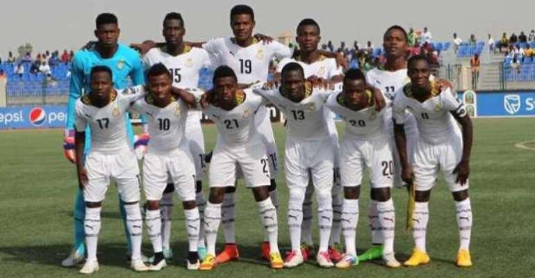 Ghana Black Satellites