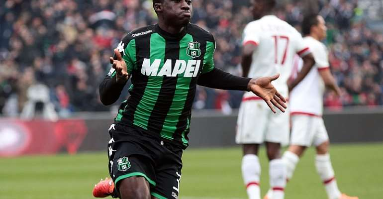 Juventus want Alfred Duncan to replace want-away Kwadwo Asamoah - Reports