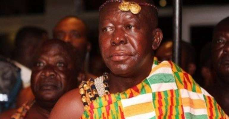 Asantehene threatens to sanction chiefs who sell lands to galamsey operators