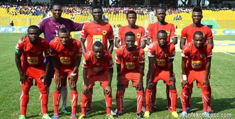 Duncan's fingerprint: Kotoko subdue Bechem United