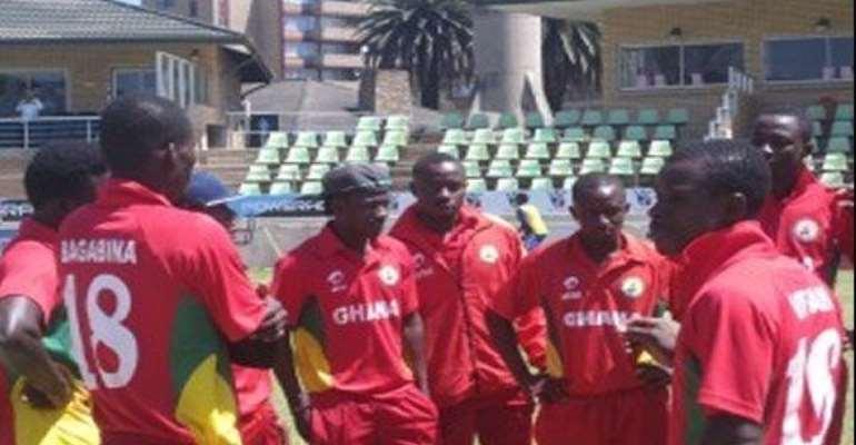 CRICKET: Professor Ampofo elected African Cricket Development Director