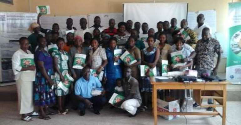Refresher training organised for health care providers