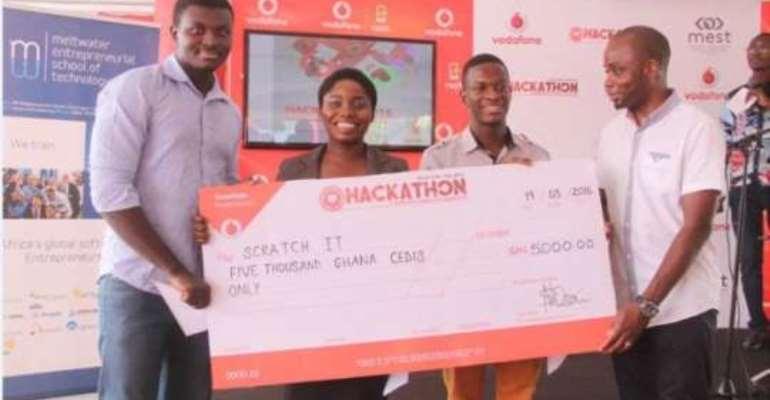 Vodafone, MEST Hackathon app developer competition finalised