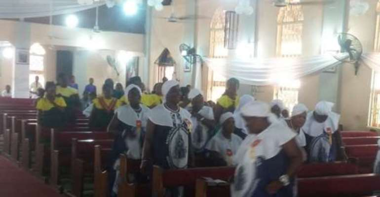 Anglican Priest asked Christians to walk in righteousness