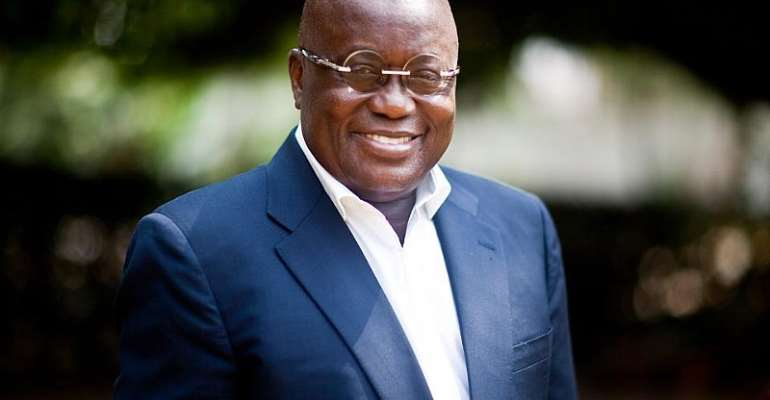 I believe Nana Akufo Addo will agree with me now, when I said he thought being a president is very easy