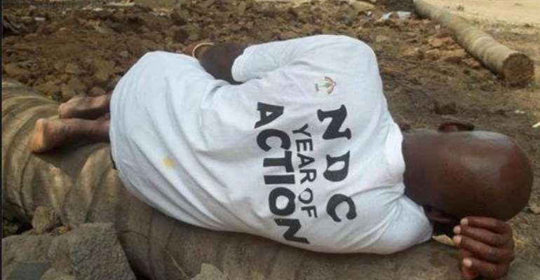 NDC Machomen Strike