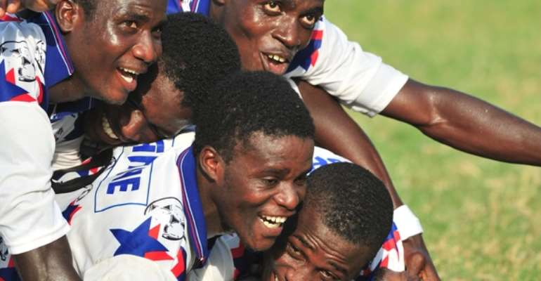 Liberty Professionals vs New Edubiase United- Preview: It looks like an easy win for Liberty