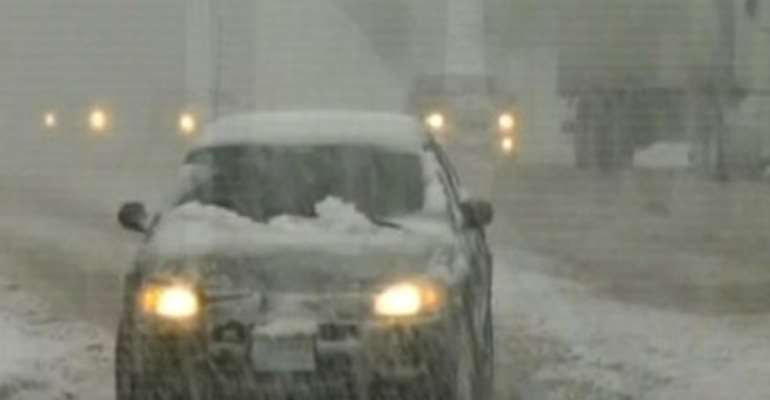 Met Office warns of heavy storm in Greater Accra, Eastern and Volta regions