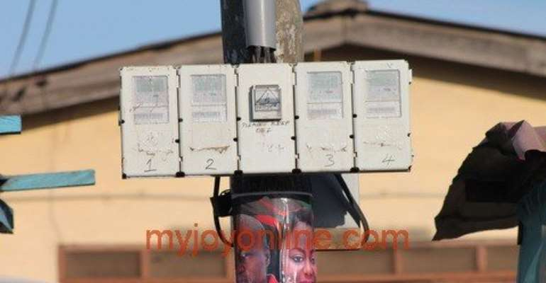 ECG bills prepaid meter users