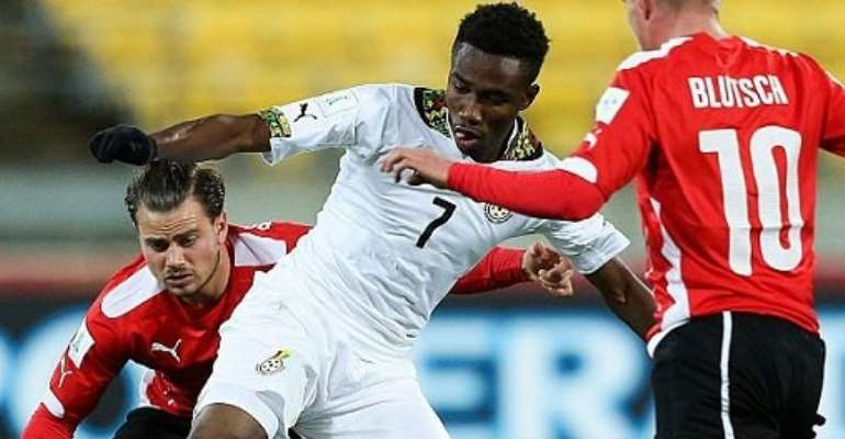 Grant hands late call ups to five players for Congo friendly