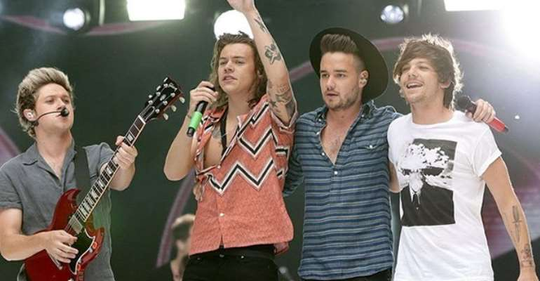 One Direction to take a break in 2016 after release of fifth album