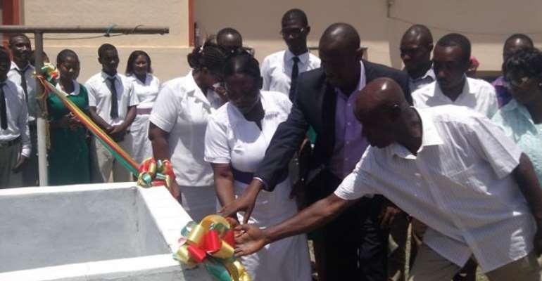 Congestion Hits Sekondi Nursing School