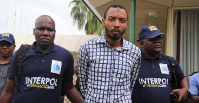 Nyanya Alleged Bomb Blast Mastermind, Ogwuche Arrives Nigeria Through Interpol