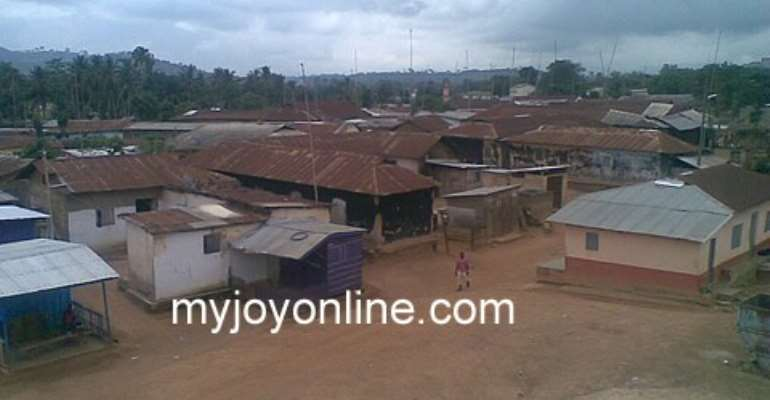 The Hohoe Zongo turned a ghost town after reprisals forced them to flee the town