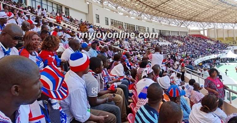 Those who promised unity are dividing NPP - STUNNAD