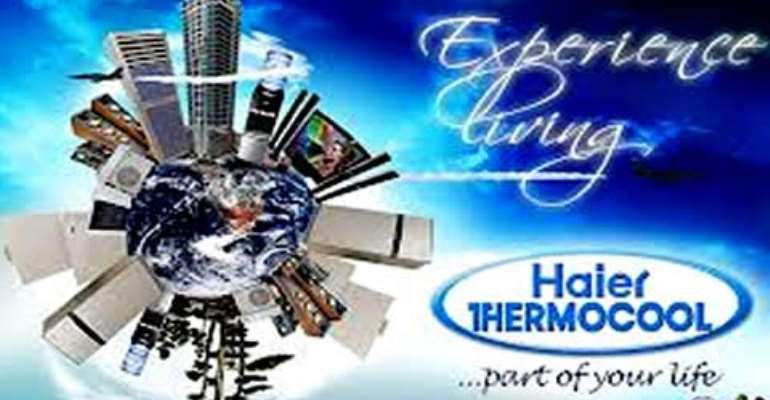 Haier thermocool marks 5 years in Ghana; confident of dominating sector