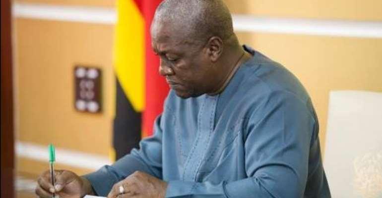 A Christmas Letter To President Mahama