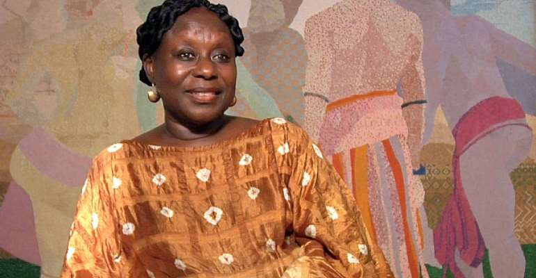 Marigold Akufo-Addo: The Black Stars Of GhanaArt District
