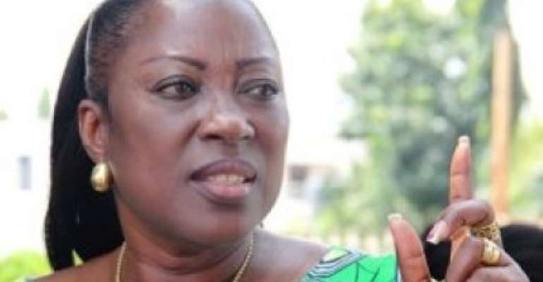 Mrs Attivor commended for relinquishing post