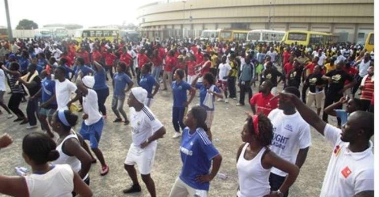 Multimedia radio stations hold unity events to energize Kumasi