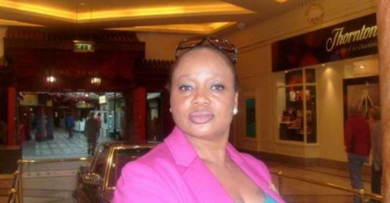 Obot Etuk Turns A Prophetess